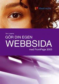 Gör din egen webbsida med FrontPage 2003