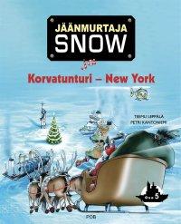 Jäänmurtaja Snow ja Korvatunturi - New York