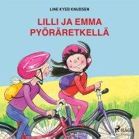 Lilli ja Emma pyöräretkellä