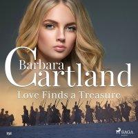 Love Finds a Treasure (Barbara Cartland's Pink Collection 151)