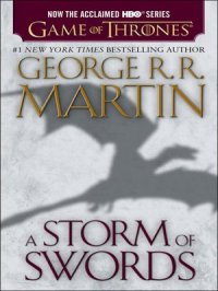 A Storm of Swords : A Song of Ice and Fire Series, Book 3