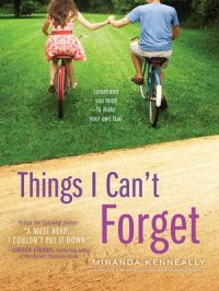 Things I Can't Forget : Hundred Oaks Series, Book 3