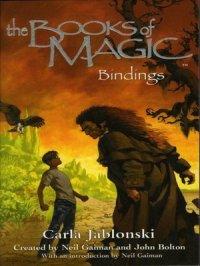 Bindings : The Books of Magic Series, Book 2
