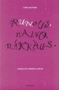 Runous, raivo, rakkaus : johdatus surrealismiin