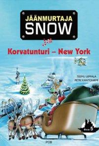 Jäänmurtaja Snow ja Korvatunturi – New York
