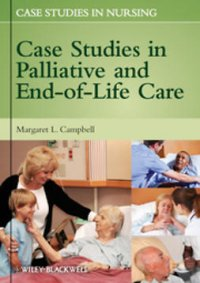 Case studies in palleative and end-of-life care