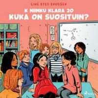 K niinku Klara 20 - Kuka on suosituin?