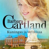 Kuningas ja villikissa : Barbara Cartlandin Ikuinen kokoelma