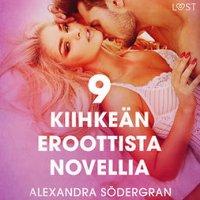 9 kiihkeän eroottista novellia