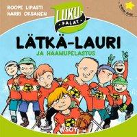Lätkä-Lauri ja haamupelastus