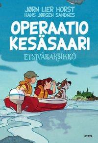 Operaatio Kesäsaari: Etsiväkaksikko 5