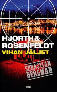 Vihan jäljet : Sebastian Bergman
