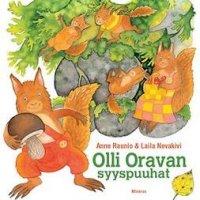 Olli-Oravan syyspuuhat