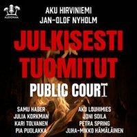 Julkisesti tuomitut: Public court