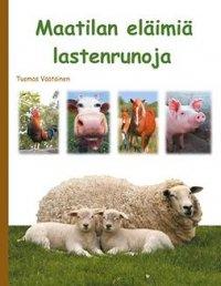 Maatilan eläimiä : lastenrunoja