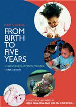 From birth to five years : children's developmental progress